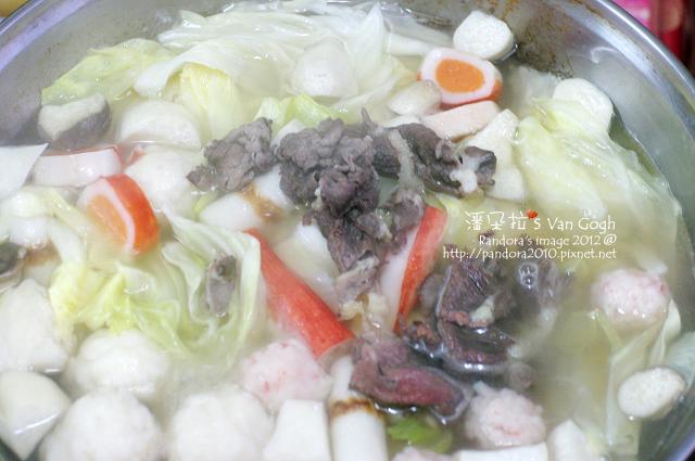 2012.03.11-日式高麗菜火鍋