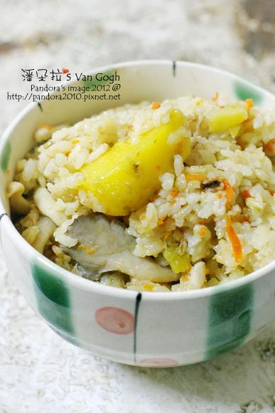 2012.03.13-地瓜什錦炊飯