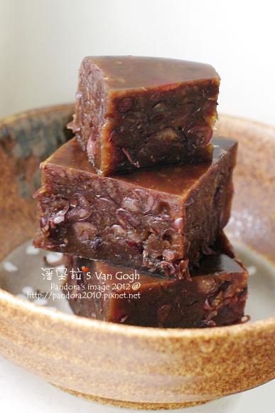 2012.03.14-黑糖紅豆羊羹