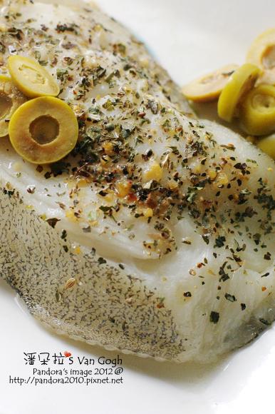 香料烤鱈魚