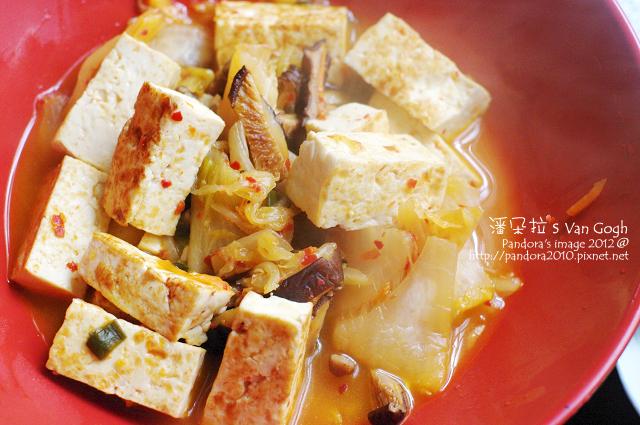 2012.04.13-韓式泡菜豆腐煲