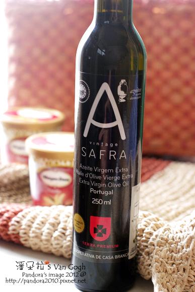 體驗。薩芙橄欖油