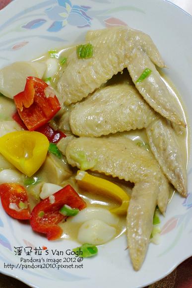2012.04.17-豆腐乳雞翅