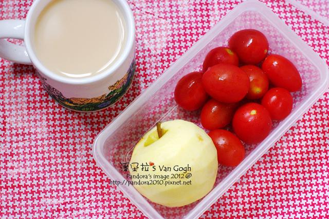 2012.04.22-(統一)原味減糖多多、小蕃茄、蘋果
