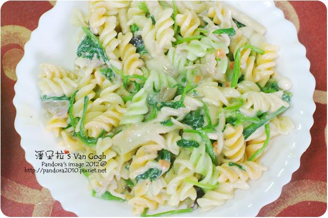 2012.05.02-奶油菠菜通心粉