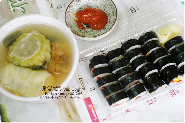 2012.05.11-壽司、關東煮