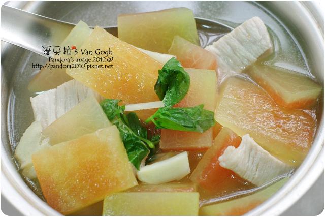 2012.05.25-豬肉西瓜皮湯