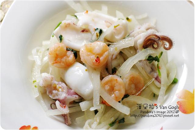 2012.05.31-海鮮洋蔥沙拉
