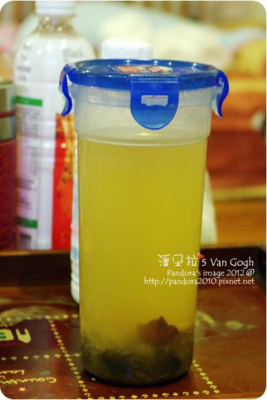 2012.07.08-鳳梨蘋果茶