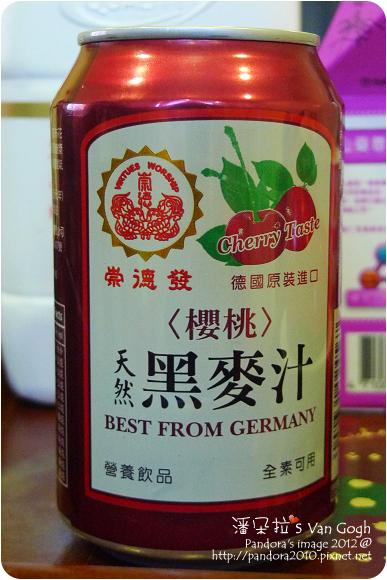 2012.07.14-(崇德發)櫻桃黑麥汁