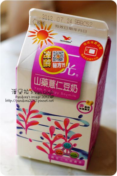 2012.07.14-(統一陽光)山藥薏仁豆奶