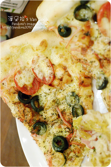 2012.07.16-(PizzaHut)西班牙海鮮 輕Q餅皮pizza