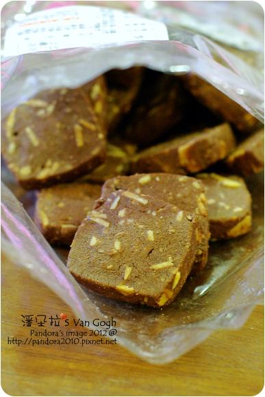 2012.08.03-巧克力杏仁餅乾