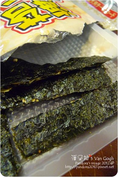 2012.08.17-海苔杏仁酥