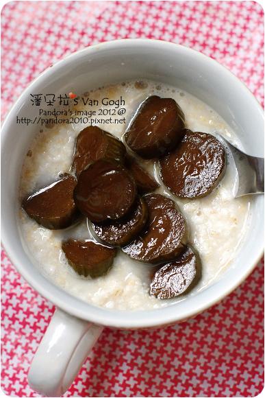 2012.08.19-(麥維爾)大燕麥片+醬小黃瓜