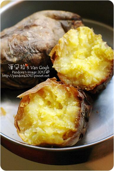 2012.08.20-(瓜瓜園)冰烤蕃薯