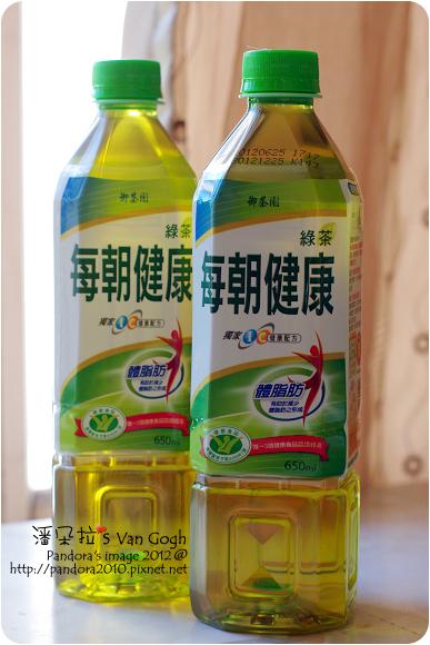 2012.07.14-(御茶園)每朝健康綠茶