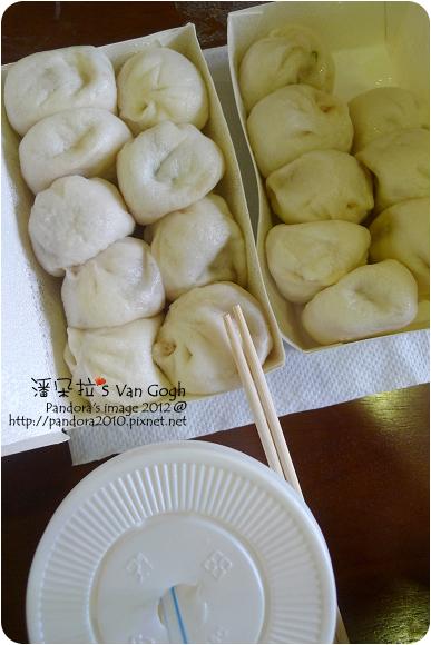 2012.08.25-(小籠包專賣店)小籠包、溫豆漿