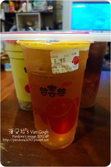 2012.09.09-(甘喜茶)高山青茶-減糖
