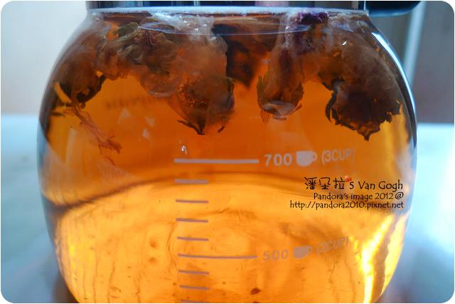 2012.09.15-紫羅蘭花茶-