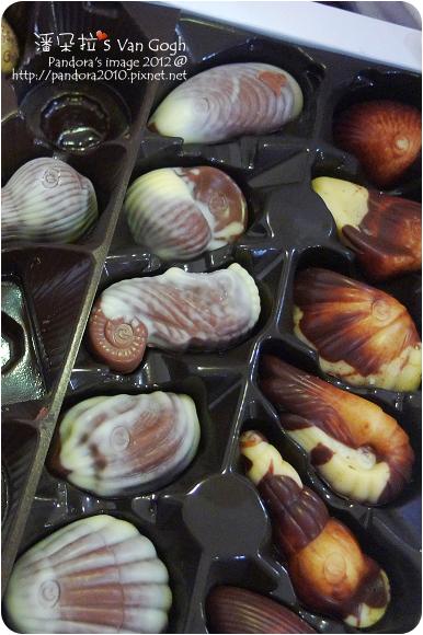 2012.09.19-(GuyLian)貝殼巧克力
