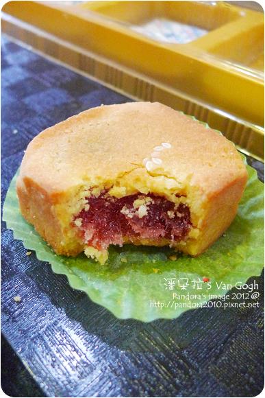 2012.09.24-(小太陽烘焙坊)蔓越莓酥