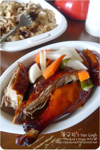 2012.09.30-泡菜烤鴨、(皇樓)彌月油飯
