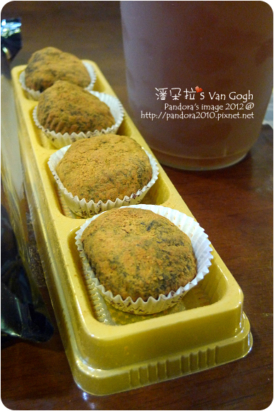 2012.10.05-(好了啦)冬瓜檸檬茶-半糖、(手信坊)黑糖麻糬