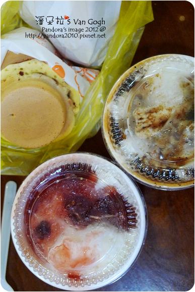 2012.10.09-雪花冰、車輪餅