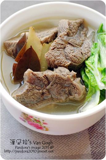 2012.10.16-清燉牛肉