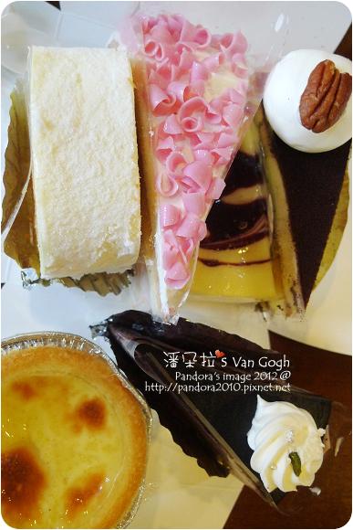 2012.10.23-(85度C)蛋糕