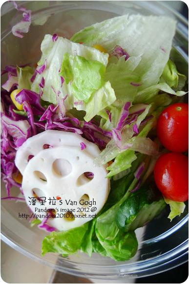 2012.10.26-(7-11)十二鮮蔬沙拉