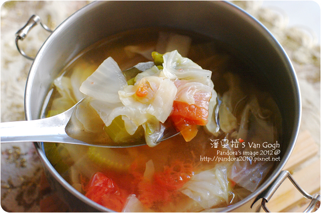 2012.10.25-瘦身蔬菜湯-湯渣