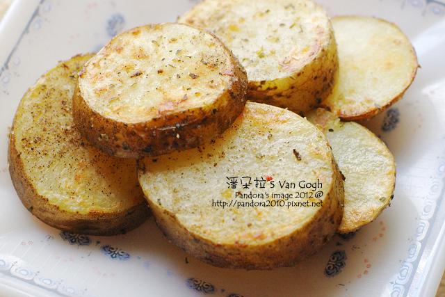 (平底鍋)奶油烤馬鈴薯