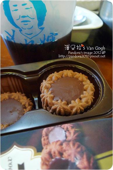 2012.11.03-(健司)巧克力餅乾、(ㄚ好嬸)古早味紅茶