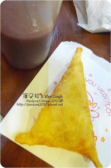 2012.11.03-(愛之味)紫心地瓜、印度三角包