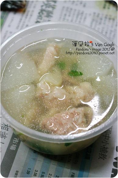 2012.11.11-蘿蔔肉羹湯