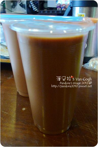 2012.11.20-(香港好茶)鴛鴦奶茶、焦糖奶茶