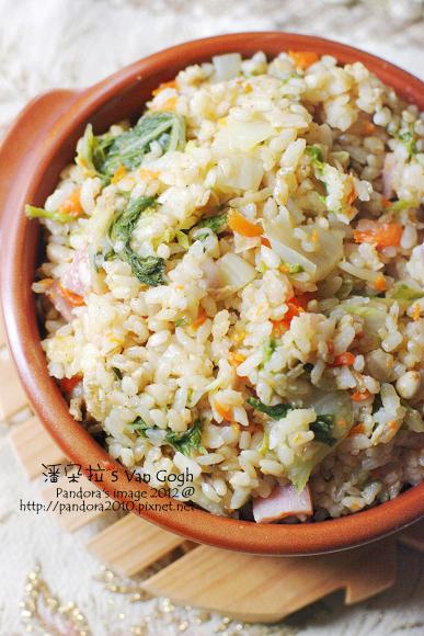 十錦蔬菜炊飯