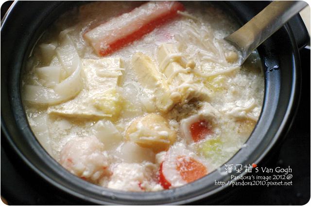 2012.12.13-雞肉粄條豆漿鍋