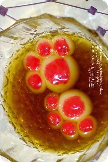2012.12.21-狗腳印湯圓