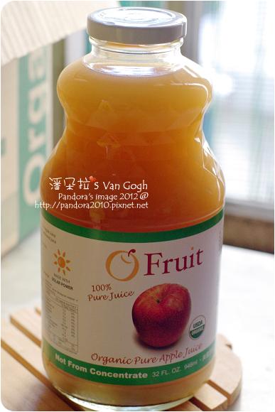 2012.12.30-(歐芙)有機純蘋果汁