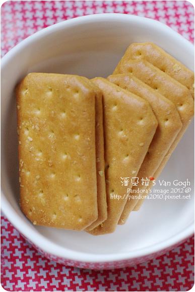 2012.12.29-孔雀蜂蜜燕麥餅