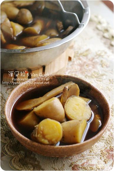 2013.01.02-黑糖地瓜薑湯