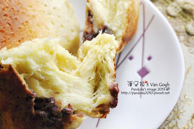 [平底鍋]紅豆麵包