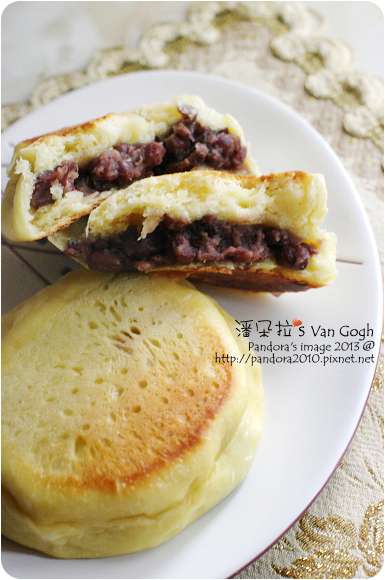 2013.01.09-紅豆麵包