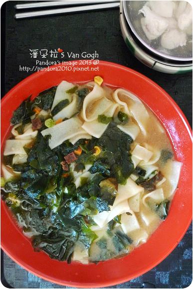2013.01.15-紫菜湯粄條