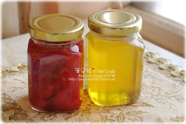 自家莊園。手工草莓果醬、瓜果蜂蜜