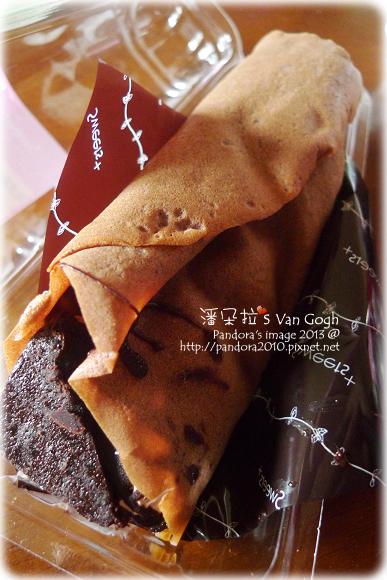 2013.01.27-(全家)巧克力法式薄餅