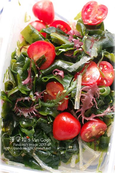 2013.02.04-和風甜心海藻沙拉